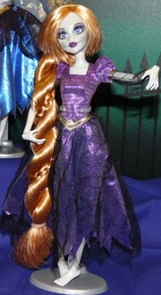 Rapunzel-Doll