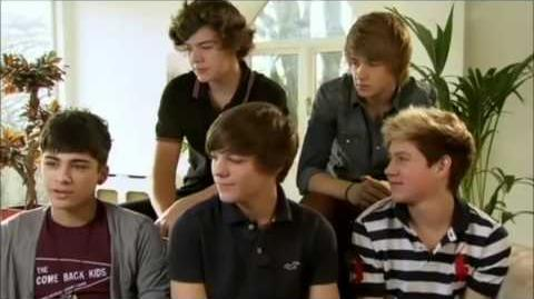 One Direction X Factor performances full story
