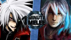OMM - Ragna VS Nero