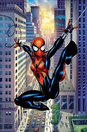 Spider-girl-continues