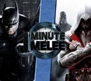 Batman Vs Ezio