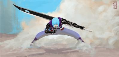 Houzuki Suigetsu by wyv1