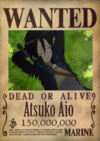 Aio Wanted Poster