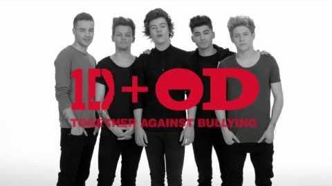 1D OD Together Against Bullying (One Direction and Office Depot)