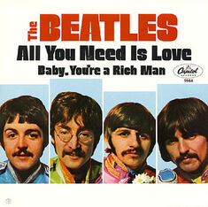 All You Need Is Love cover