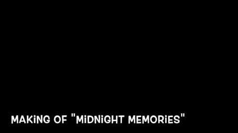 Recording Midnight Memories