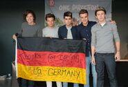 1D - German Flag