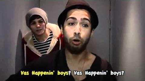 Vas Happenin Boys
