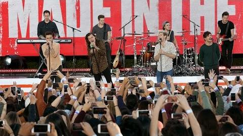 One Direction Performs 'Love You Goodbye'-0