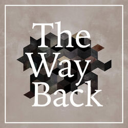 The Way Back (Japanese Ver.) cover