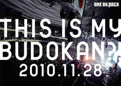 This Is My Budokan 2010 11 28 cover
