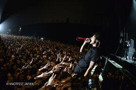 ONE OK ROCK KNOTFEST Japan 2014 01