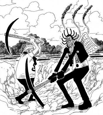Gedatsu's Accidental Blue-Sea Life
