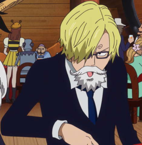 File:Sanji's Dressrosa Disguise in the Anime.png