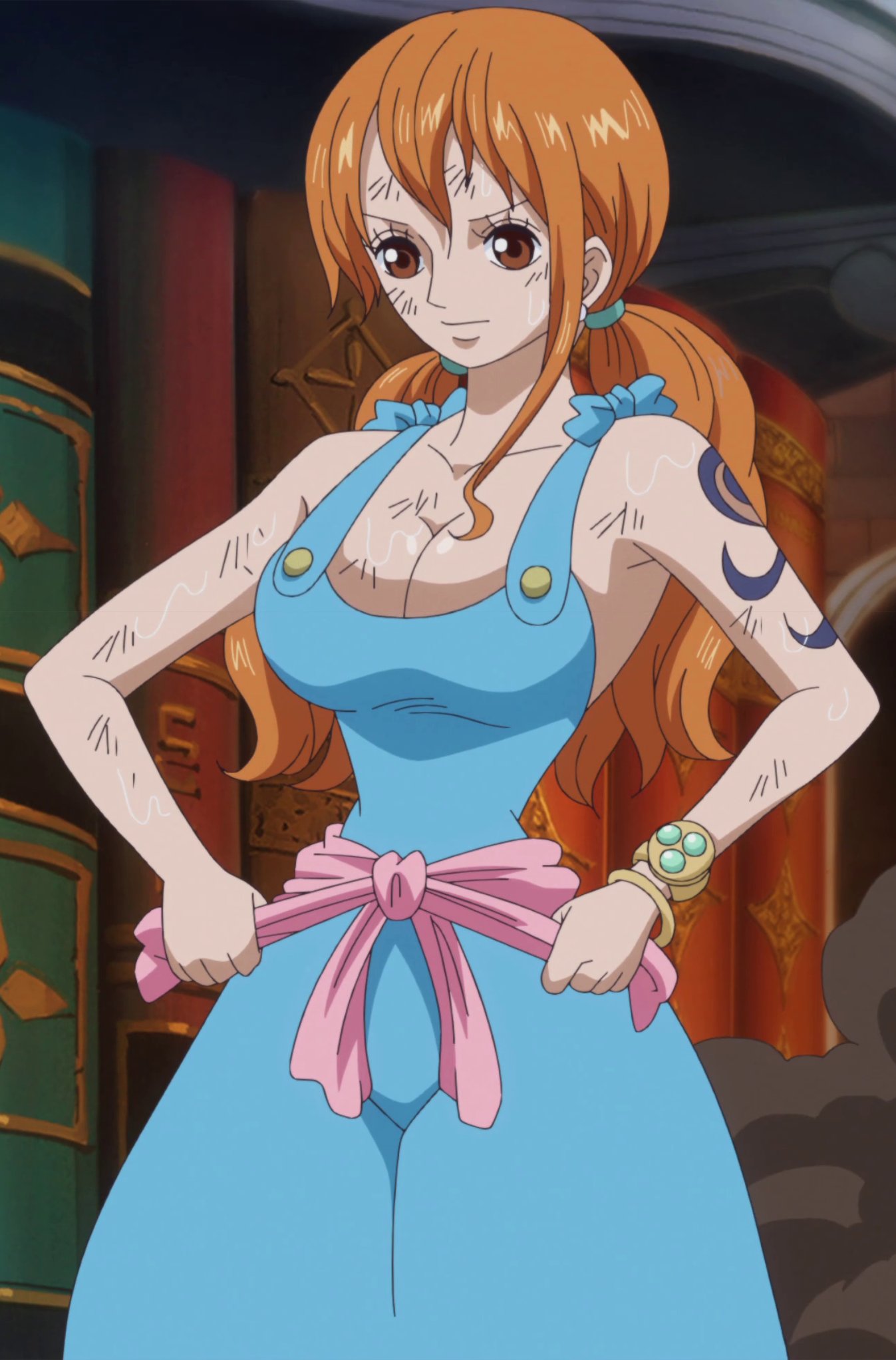 File:Nami's Second Outfit in Totto Land.png