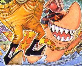 Monda en el manga