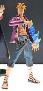 Portrait of Pirates Marco Figurine