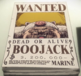 Boojack's Movie 9 Wanted Poster