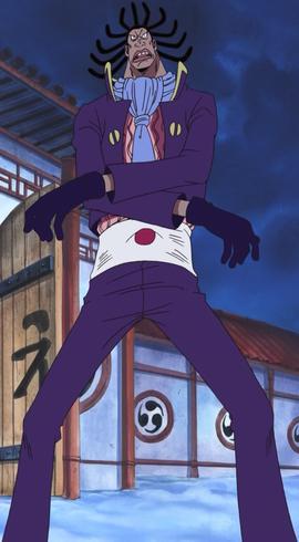 Gedatsu en el anime