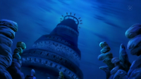 Impel Down Underwater
