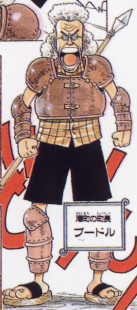 Boodle Manga Pre Timeskip Infobox