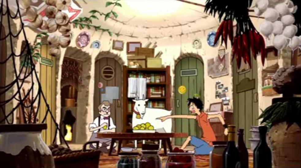 One Piece Baron Omatsuri And The Secret Island Full Movie