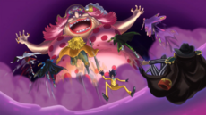 Vinsmoke Family Confronts Big Mom