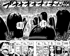 Straw Hats Arrive in the New World