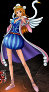 One Piece Burning Blood Nami Clone-Bentham (Artwork)
