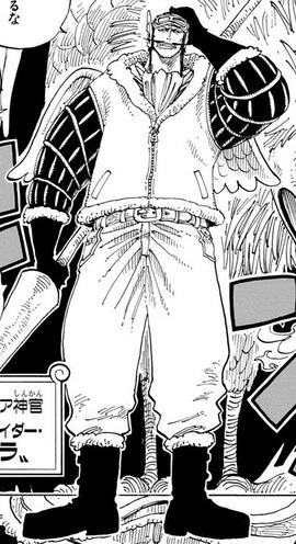 Shura en el manga