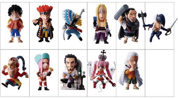 File:One Piece Collection To the Sea of the Strongs Characters.png