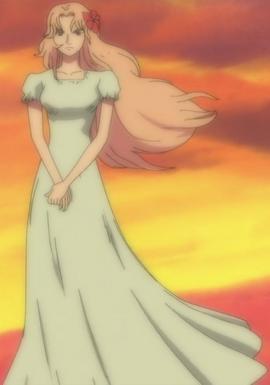 Portgas D. Rouge en el anime