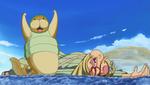 Usopp Loses to Kung Fu Dugongs