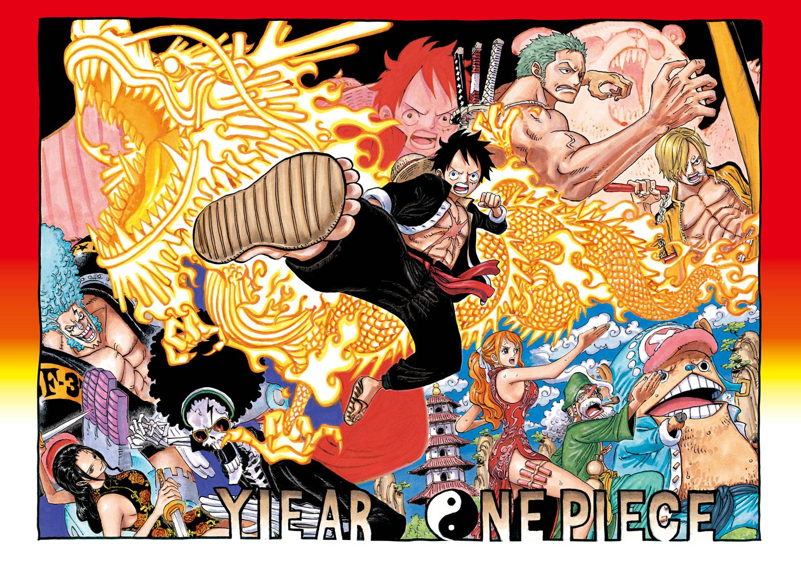 Chapter 710 One Piece Wiki FANDOM Powered By Wikia