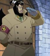 Magellan as Vice Warden 22 Years Ago