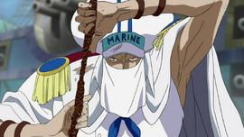 Shu en el anime