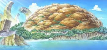 Papanapple Island