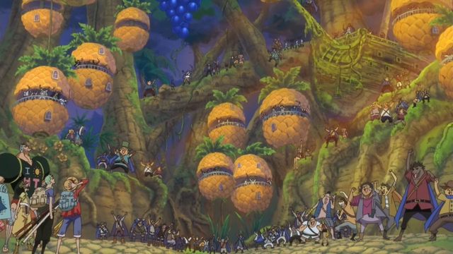File:Straw Hat Pirates Arrive at Right Belly Fortress.png