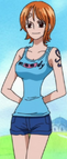 Nami's Post-War Arc Outfit