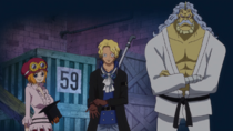Revolutionaries in Dressrosa