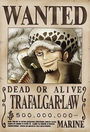 Law's Wanted Poster