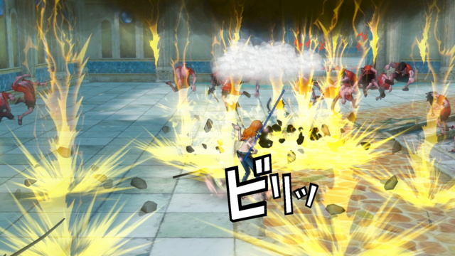 File:Nami Using Thunder Breed Tempo (Pirate Warriors 3).png