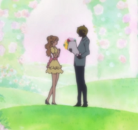 Sanji Meets Pudding
