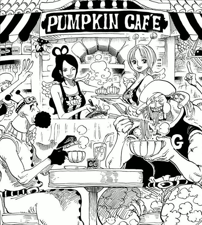 Pumpkin Cafe Infobox