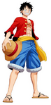 Luffy Unlimited World Red Post Skip