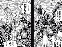 Inuarashi and Nekomamushi Defeated