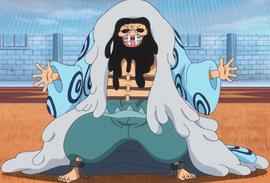 Trebol en el anime