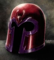 Akira's helmet