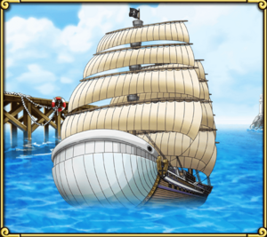 Moby Dick ship