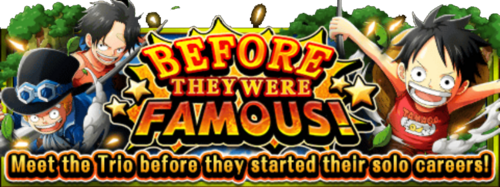 Before They Were Famous! Banner